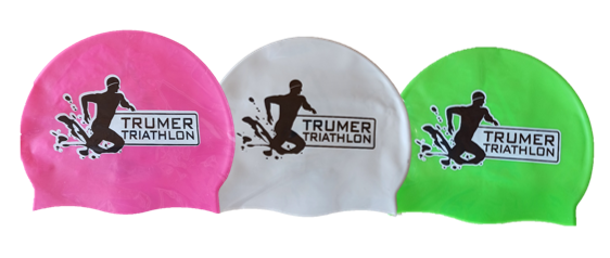 Badehaube des Trumer Triathlons im Shop
