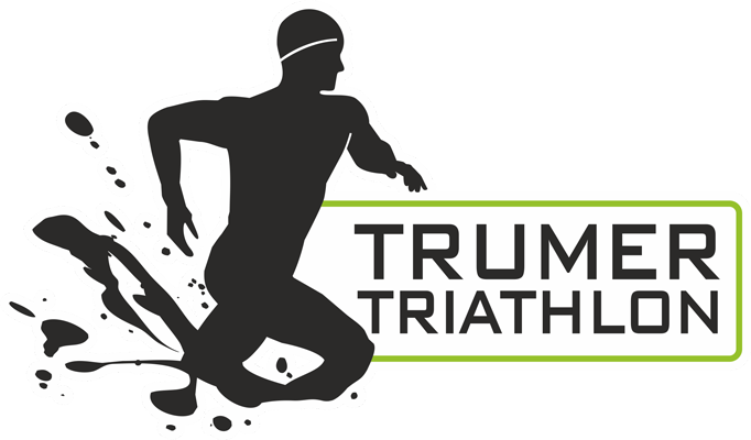 Logo des Trumer Triathlons in Obertrum am See